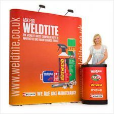Pop Up Stand - Trade Show Stands