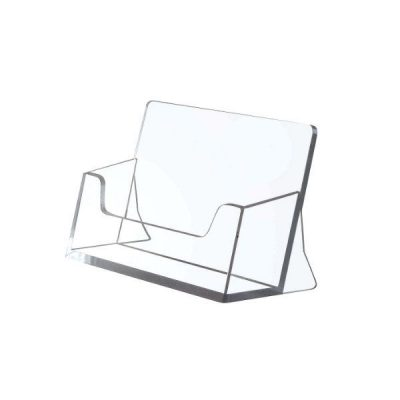 Business Card Holder Clear