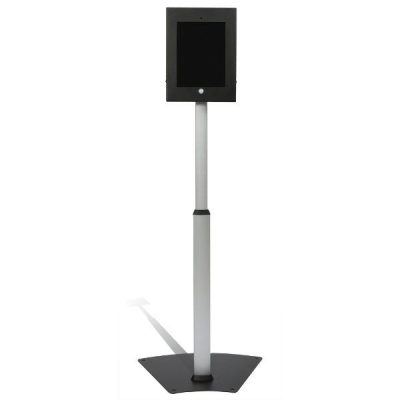 iPad Floor Stand Adjustable Height, Lockable for iPad2, 3, 4 and Air