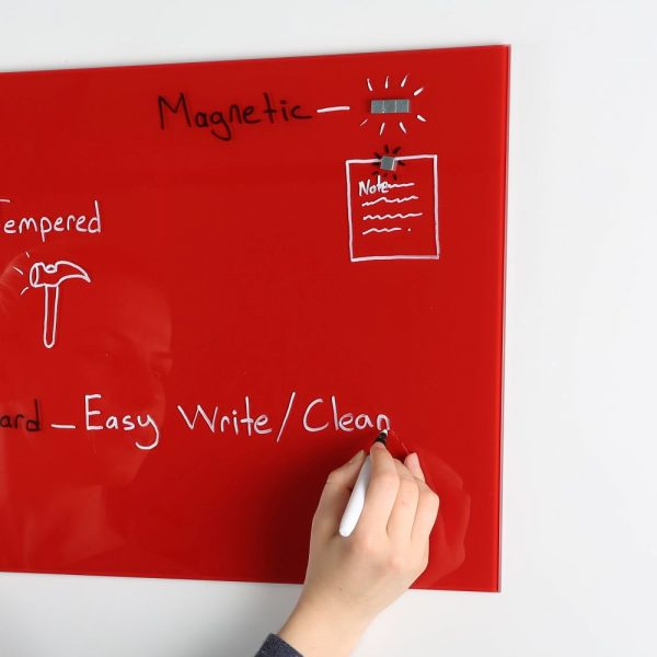 magnetic-glass-board-red-15-75-x-23-63-with-a-pen-4-magnetic-pins (5)