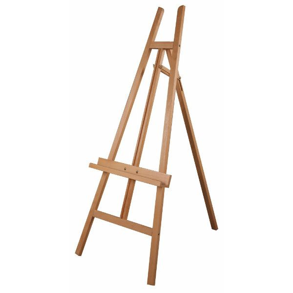 "Modern Art Easel (Adjustable) 23"" x 42"" x 59"""