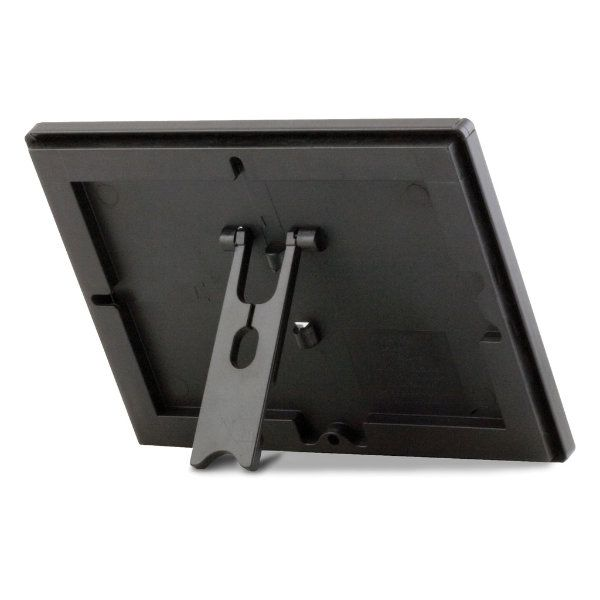 "Opti Frame 8"" x 10"" 0,55"" Black Mitred Profile With Back Support"