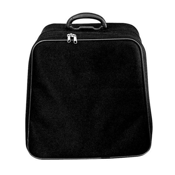 Portable Zig-Zag Rack Bag Black Optional Sold Separately