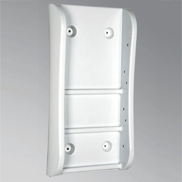 "Prime Wall Unit 3 Tiers, for 8.5"" X 11"" Graphics White"