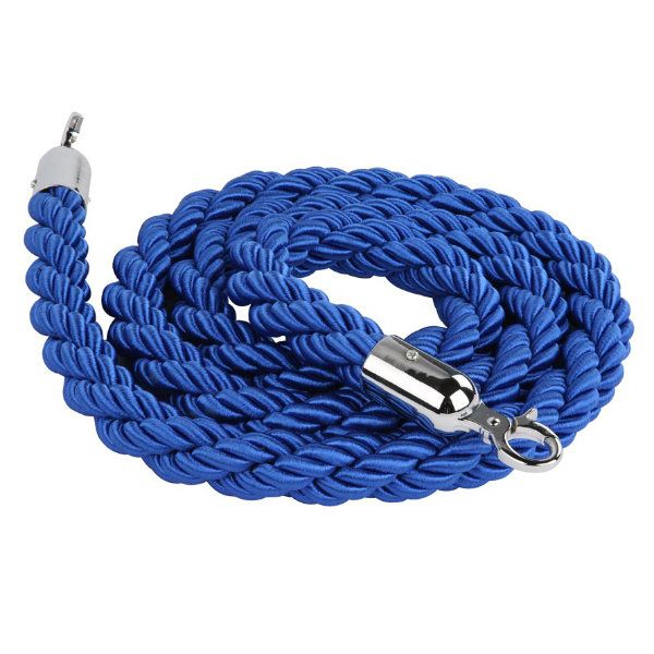 Q Rope Blue Color Only Rope