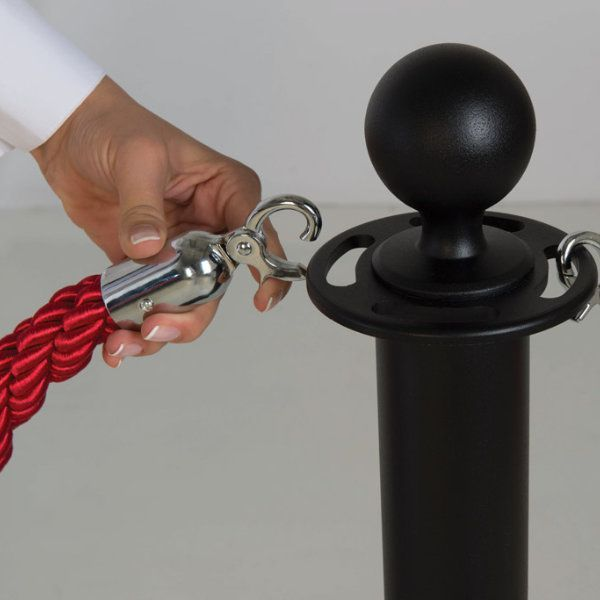 Q Rope Chrome (Without Rope)