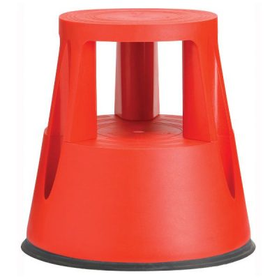 Step Stools Red 2 Step