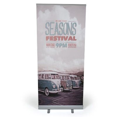 """Super Eco Roll Banner 36"""" x 78.75"""" With Bag"""