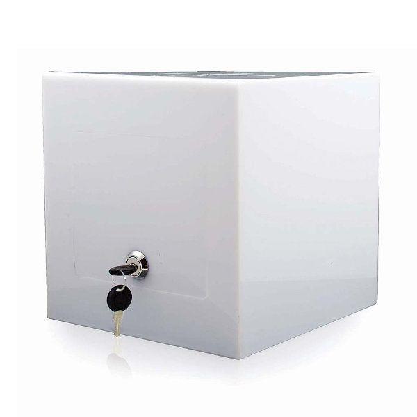 """Tumble Box 8""""w x 8""""h x 8""""d Opaque"""