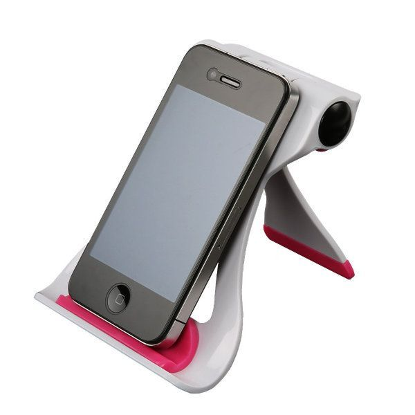 """Universal Compact Counter Tablet Stand 7"""" to 10"""" for Tablets & Phones"""