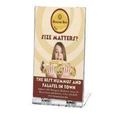Foldable Leaflet Holder