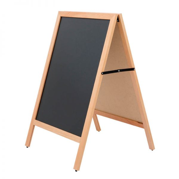 """Wood A Frame for Indoor  23.6""""x30.7"""""""