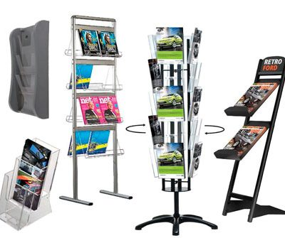 Literature Stands / Holders