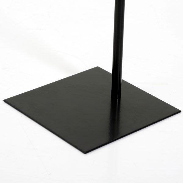 Floor-Sign-Holder-Black-Landscape-8.5x11-3