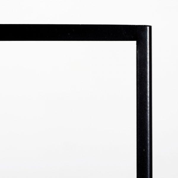 Floor-Sign-Holder-Black-Landscape-8.5x11-5