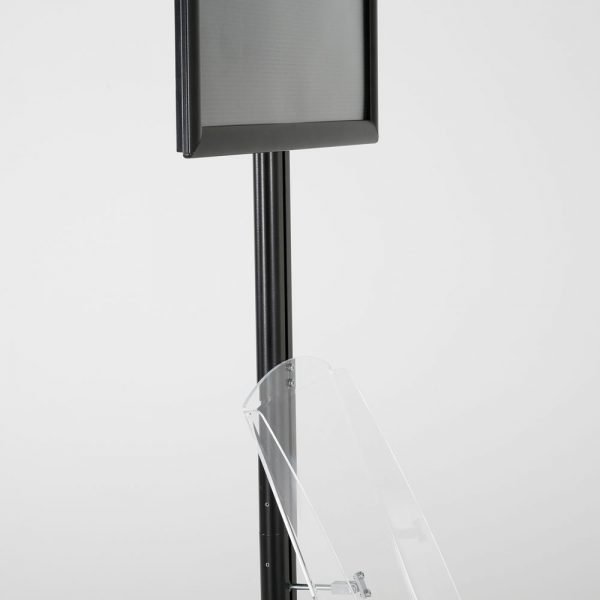 free-standing-stand-in-black-color-with-1-x-11X17-frame-in-portrait-and-landscape-and-1-x-8.5x11-clear-shelf-in-acrylic-single-sided-13