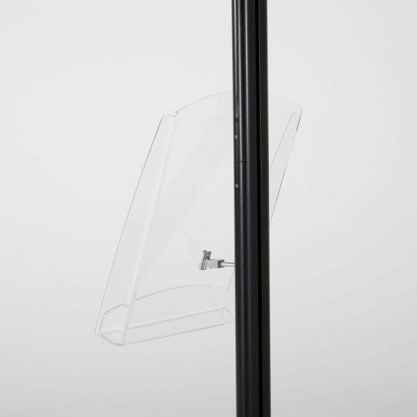 free-standing-stand-in-black-color-with-1-x-11X17-frame-in-portrait-and-landscape-and-1-x-8.5x11-clear-shelf-in-acrylic-single-sided-18