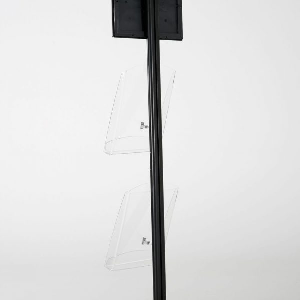 free-standing-stand-in-black-color-with-1-x-8.5X11-frame-in-portrait-and-landscape-and-2-x-8.5x11-clear-shelf-in-acrylic-single-sided-13