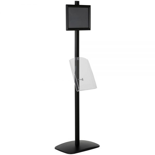 free-standing-stand-in-black-color-with-1-x-8.5x11-frame-in-portrait-and-landscape-and-1-x-8.5x11-clear-shelf-in-acrylic-single-sided-13
