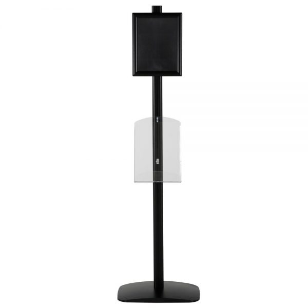 free-standing-stand-in-black-color-with-1-x-8.5x11-frame-in-portrait-and-landscape-and-1-x-8.5x11-clear-shelf-in-acrylic-single-sided-6