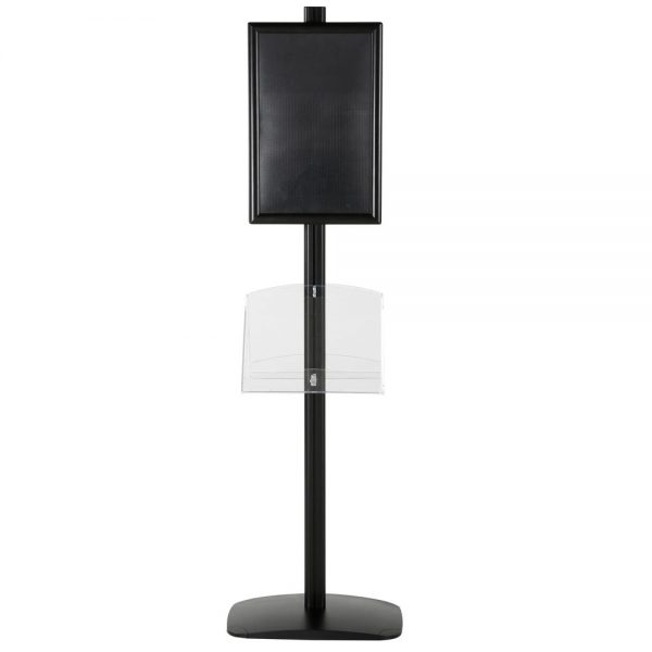 free-standing-stand-in-black-color-with-2-x-11X17-frame-in-portrait-and-landscape-and-2-2-x-8.5x11-clear-shelf-in-acrylic-double-sided-10