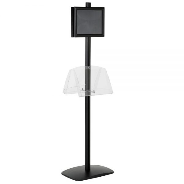 free-standing-stand-in-black-color-with-2-x-8.5x11-frame-in-portrait-and-landscape-and-2-2-x-8.5x11-clear-shelf-in-acrylic-double-sided-6