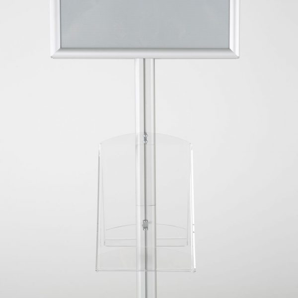 free-standing-stand-in-silver-color-with-2-x-11X17-frame-in-portrait-and-landscape-and-2-x-8.5x11-clear-shelf-in-acrylic-double-sided-10