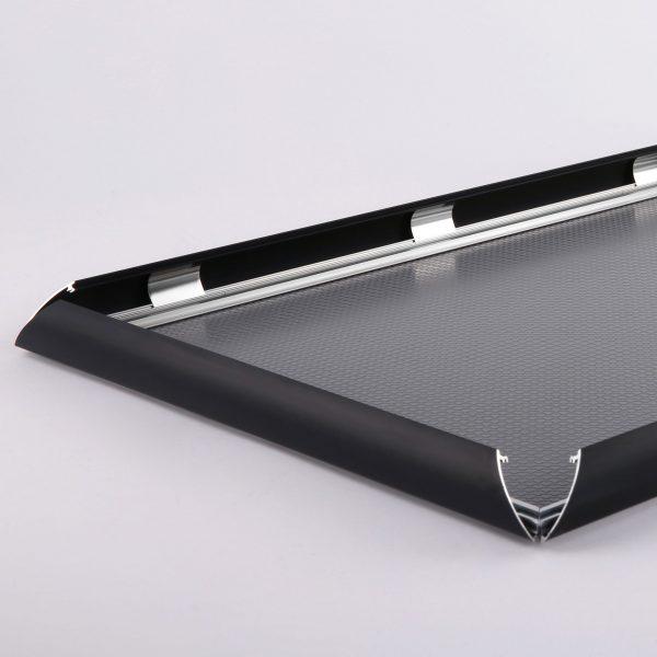 14x22-snap-poster-frame-1-inch-black-profile-mitred-corner2