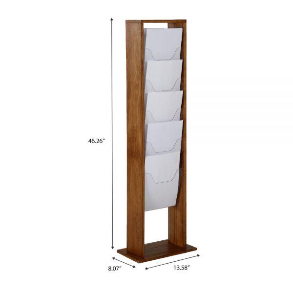 10xa4-wood-magazine-rack-dark-standing (4)