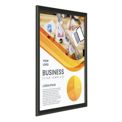 16x20-snap-poster-frame-1-inch-black-profile-mitred-corner (1)