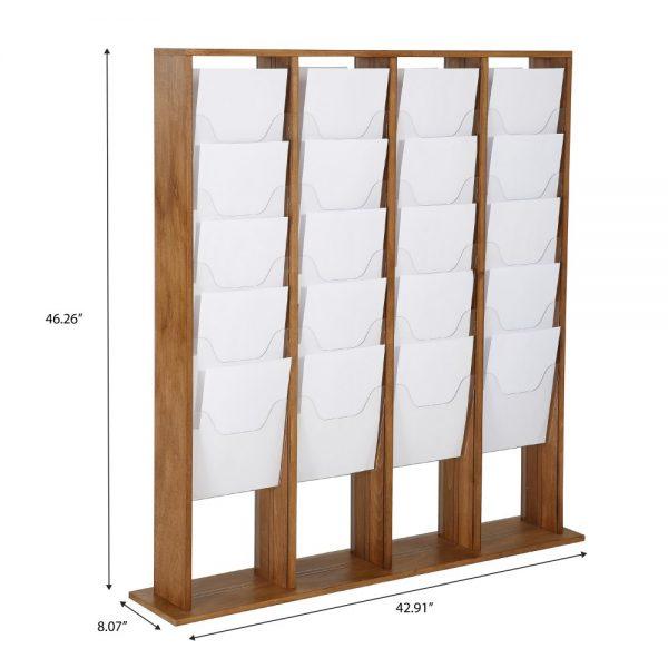 40xa4-wood-magazine-rack-dark-standing (4)