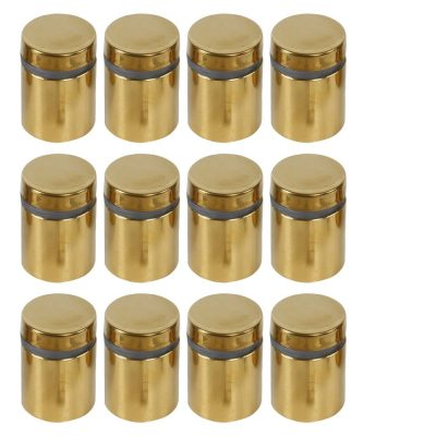 changeable-gold-chrome-screws-for-wall-mount-clear-acrylic-sign-holder-frame-12-pcs-per-pack (2)