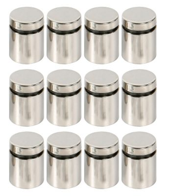 changeable-silver-chrome-screws-for-wall-mount-clear-acrylic-sign-holder-frame-12-pcs-per-pack (2)