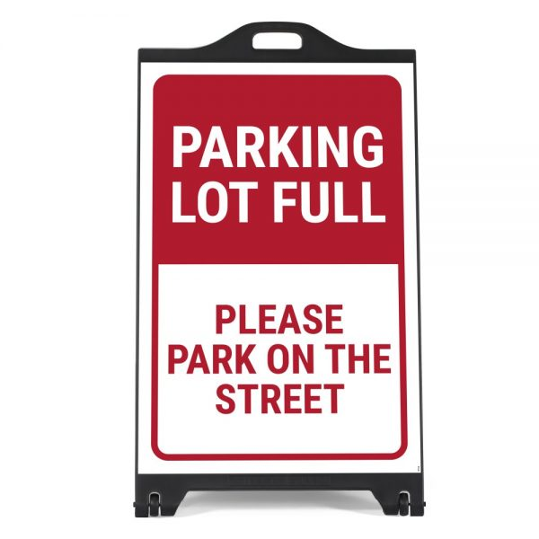 sp118-black-signpro-board-parking-lot-full (1)