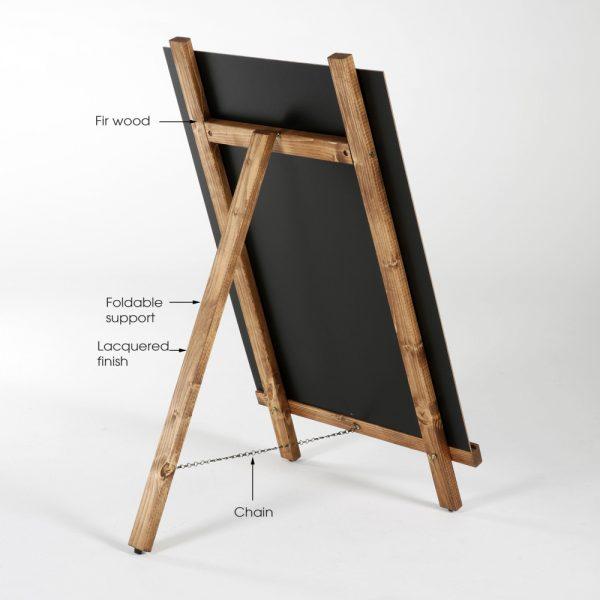 fir-wood-a-board-single-sided-magnetic-chalkboard-dark-wood-2050-4050 (2)
