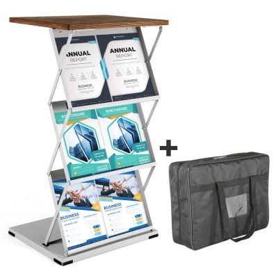 foldable-counter-steel-literature-holder-and-carrying-bag-gray-dark-wood-2-85-11 (1)