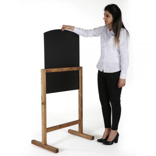 maki-freestanding-wind-resistant-sidewalk-sign-magnetic-chalkboard-dark-wood-235-31 (4)