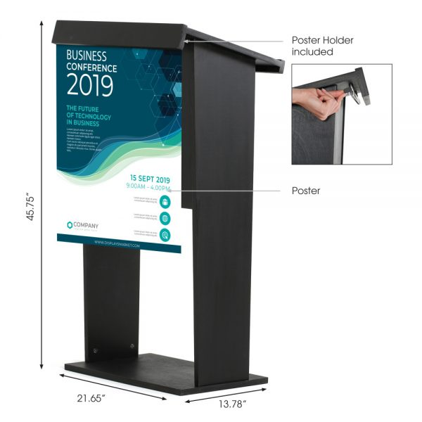 plywood-stand-up-podium-45-black (2)