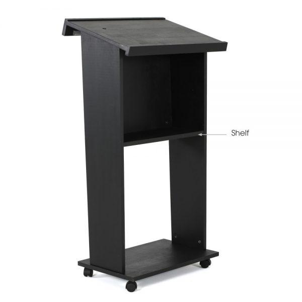 plywood-stand-up-podium-and-lockingcaster-wheels-45-black (4)