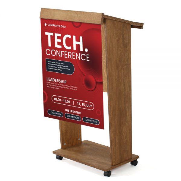 plywood-stand-up-podium-and-lockingcaster-wheels-45-dark-wood (1)
