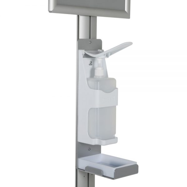 free-standing-sanitizer-dispenser-1000-ml-33-8-oz-without-gel-with-8-5x11-inch-opti-snap-framedrip-tray (3)