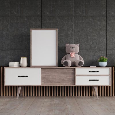flat-black-arch-cabinet-pull-5-length-3-75-hole-center-modern-contemporary-european-style-solid-heavy-weight (2)